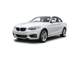 Bmw 2 Series Coupe 218d M Sport 2dr [Nav]