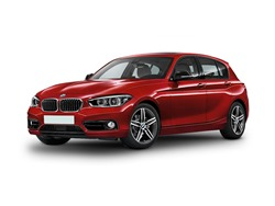 Bmw 1 Series Diesel Hatchback 116d EfficientDynamics Plus 5dr