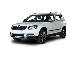 Skoda Yeti Outdoor Diesel Estate 2.0 TDI CR [150] SE Business 4x4 5dr