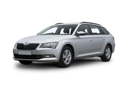 Skoda Superb Diesel Estate 2.0 TDI CR SE L Executive 5dr