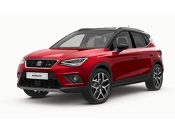 Seat Arona 1.0 TSi 110PS FR Red Edition FR Red Edition