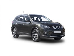 Nissan X-trail Diesel Station Wagon 1.6 dCi Visia 5dr