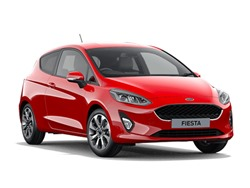 Ford Fiesta 1.0T ST-Line 125PS MHEV