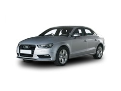 Audi A3 Saloon 1.4 TFSI 150 S Line 4dr S Tronic [Nav]