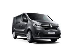 Renault Trafic LWB Diesel LL30 Energy dCi 120 Business + Crew Van