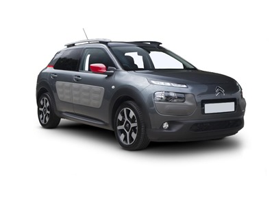 Citroen C4 Cactus C4 Cactus Diesel Hatchback 1.6 BlueHDi Flair 5dr [non Start Stop]