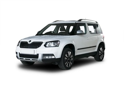 Skoda Yeti Outdoor Yeti Outdoor Diesel Estate 2.0 TDI CR [150] SE Business 4x4 5dr