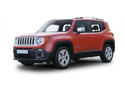 Jeep Renegade Renegade Diesel Hatchback 1.6 Multijet Longitude 5dr