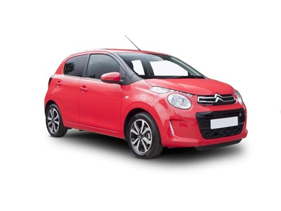 Citroen C1 C1 Hatchback 1.0 VTi Feel 5dr