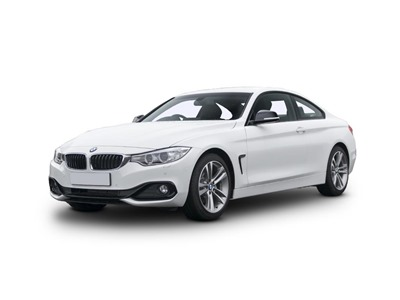 Bmw 4 Series 4 Series Coupe 420i M Sport 2dr [Professional Media]