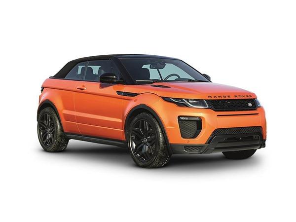 Range Rover Evoque Diesel Convertible