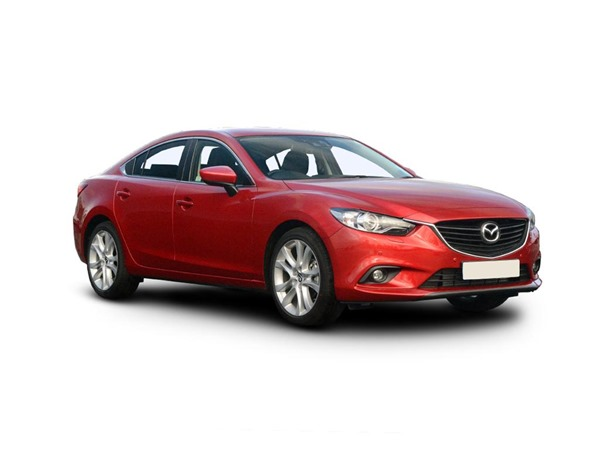 Mazda6 Diesel Saloon